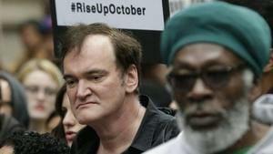 Tarantino Speaks out on Police Behavior